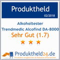 Awarded by Produktheld
