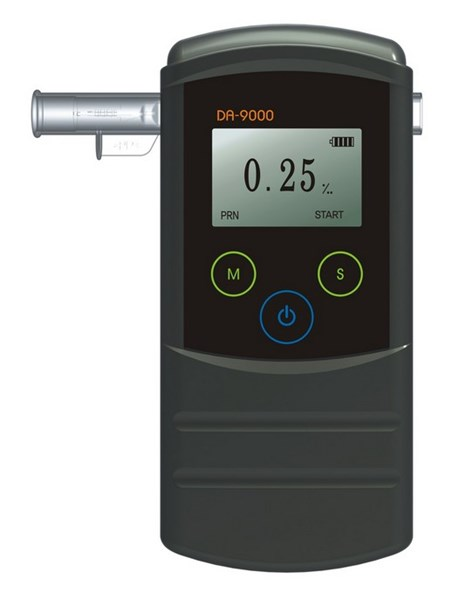 Picture of Breathalyzer Alcofind DA-9000