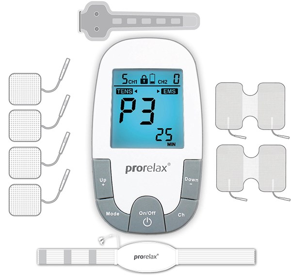 Picture of prorelax 85835 Tens/Ems SuperDuo Plus