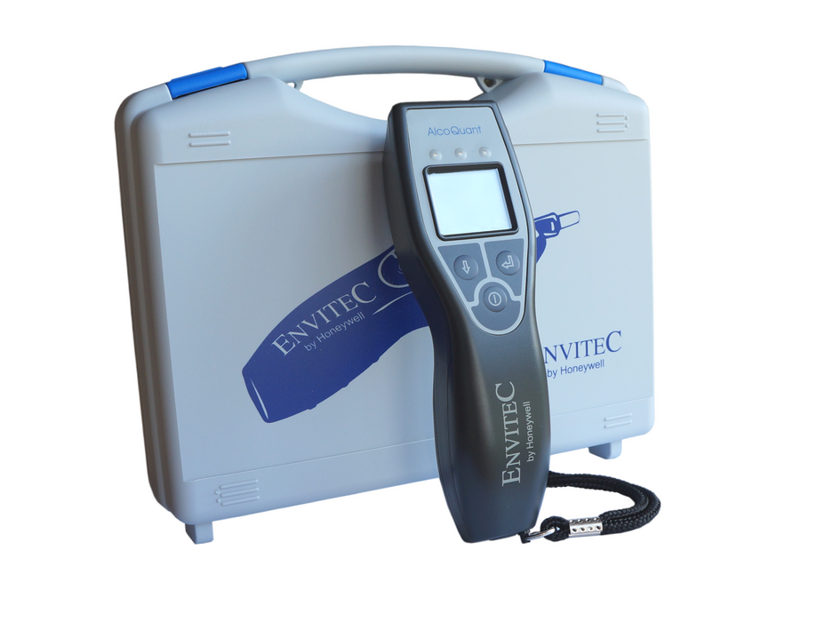 Picture of Breathalyzer Envitec AlcoQuant 6020 plus incl. 25 Mouthpieces